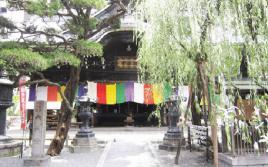 六角堂(紫雲山 頂法寺)